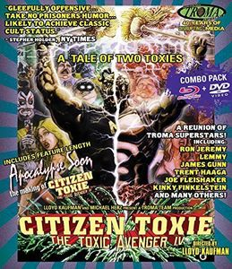 Citizen Toxie: The Toxic Avenger