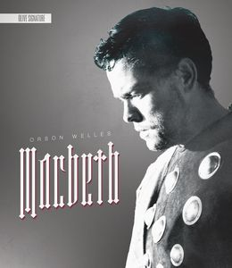 Macbeth (Olive Signature) , Orson Welles