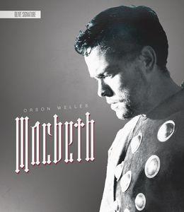 Macbeth (Olive Signature) , Orson Welles