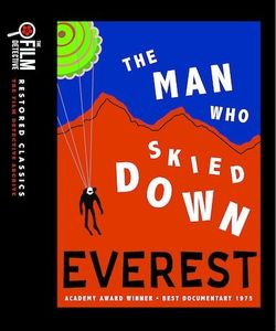 The Man Who Skied Down Everest