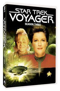 Star Trek - Voyager: Season Three , Roxann Biggs-Dawson