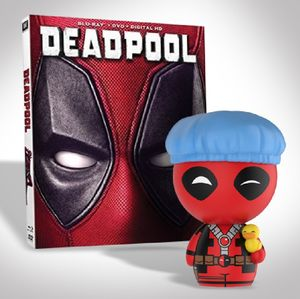 Deadpool Exclusive Blu-ray Bundle