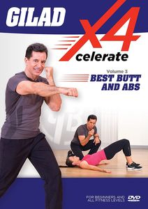 Gilad: Xcelerate 4 - #3 Best Butt And Abs
