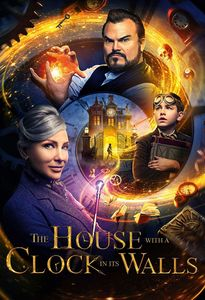 The House With a Clock in Its Walls , Jack Black