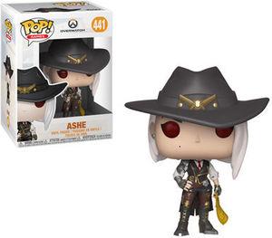 FUNKO POP! GAMES: Overwatch - Ashe