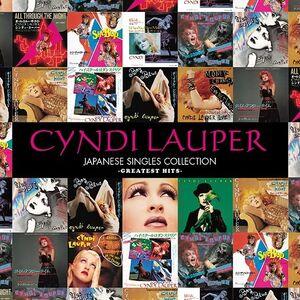 Cyndi Lauper, Japanese Singles Collection (Blu-Spec CD2 + DVD/ Region Free)  [Import]
