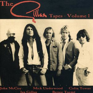 Gillan Tapes 1 [Import]