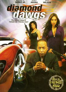 Diamond Dawgs: Code 487 - The Hottest Gang of Female Car Thieves Ever