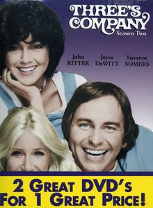 Three's Company: Seasons One and Two