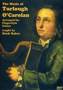 Music of Turlough Ocarolan for Fingerstyle Guitar