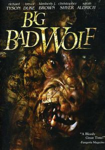 Big Bad Wolf (Conservative Art)