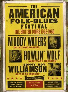 The American Folk-Blues Festival: The British Tours 1963-1966