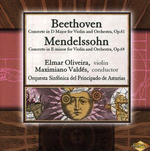 Concerto in D Major Op 61 /  Concerto in E minor