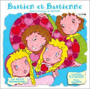 Bastien Et Bastienne -Opera de Mozart Raconte Aux