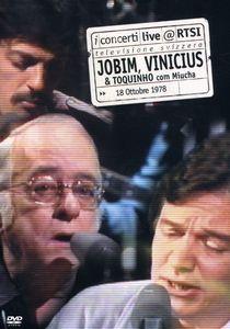 Jobim Vinicius Toquinho Com Miucha (Pal/ Region 4) [Import]
