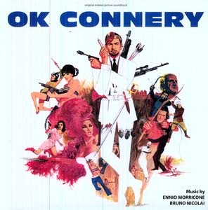 O.K. Connery (Original Motion Picture Soundtrack) , Ennio Morricone