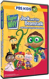 Super Why!: Jack and the Beanstalk and Other Fairytale Adventures