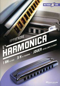 Vol. 1-Apprendre L'harmonia [Import]