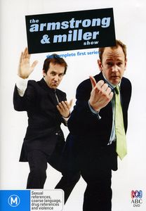 Armstrong & Miller Show: Series 1 [Import]