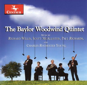 Colloquy for Woodwind Quintet & Percussion Six