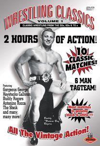 Wrestling Classics: Volume 1
