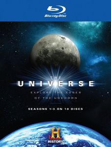 The Universe: Seasons 1-3