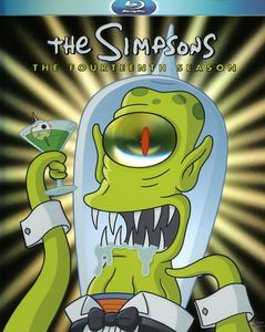 The Simpsons: The Fourteenth Season