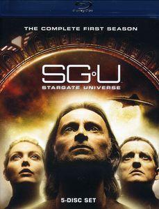 SGU: Stargate Universe: The Complete First Season