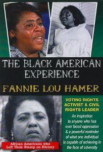 Fannie Lou Hamer Voting Rights Activist