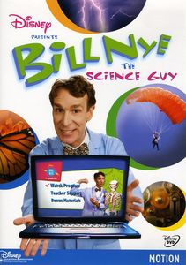 Bill Nye the Science Guy: Motion