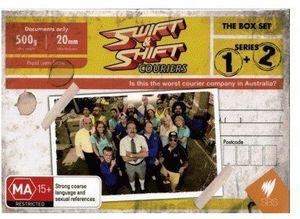 Swift & Shift Couriers-Box Set [Import]