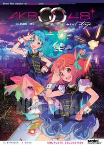 Akb0048 Next Stage: Season 2