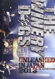 The Winery Dogs - Unleashed in Japan 2013 [Import]