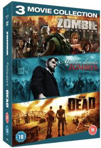 Zombie Triple Feature [Import]