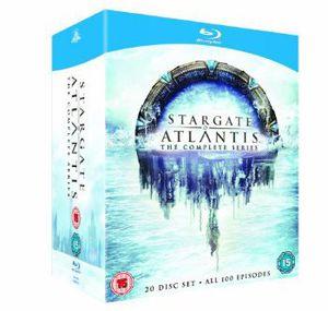 Stargate Atlantis-The Complete Series [Import]