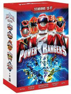 Power Rangers: Season 13-17