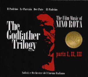 The Godfather Trilogy (Original Soundtrack) [Import]