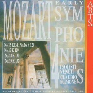 Early Symphonies 4