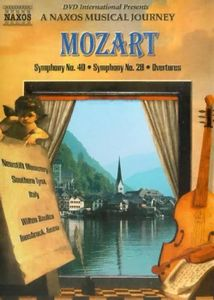 Mozart: Naxos Musical Journey