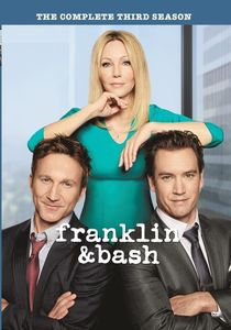 Franklin & Bash: The Complete Third Season