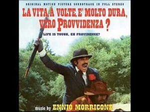 Vita a Volte E Molto Dura Vero Provvidenza (Original Soundtrack)