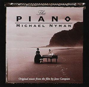 The Piano (Original Soundtrack) (Hybrid-SACD) [Import]