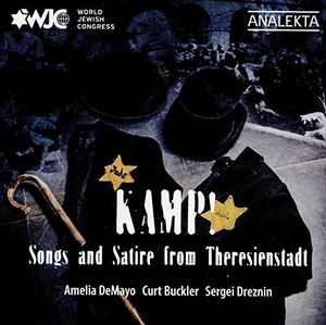 Kamp Songs and Satire from Theresienstadt