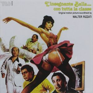 L'Insegnante Balla Con Tutta La Classe (The School Teacher in College) Original Soundtrack) [Import]