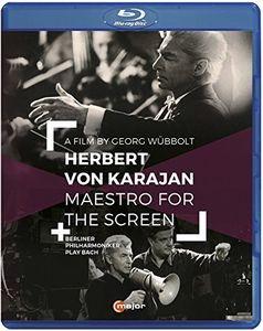 Herbert Von Karajan - Maestro for the Screen