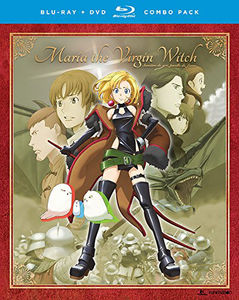 Maria the Virgin Witch: The Complete Series