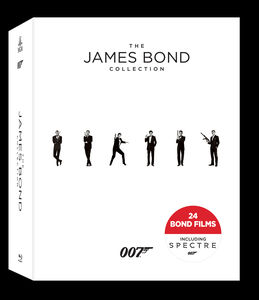 The James Bond Collection , Pierce Brosnan