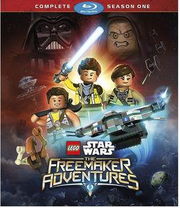 Lego Star Wars: Freemaker Adventures