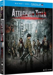 Attack on Titan the Movie: Part 2