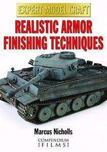 Realistic Armor Finishing